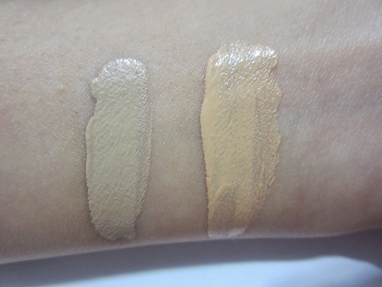 Bunnyals Beauty Spot: Review Laura Mercier Silk Creme ...