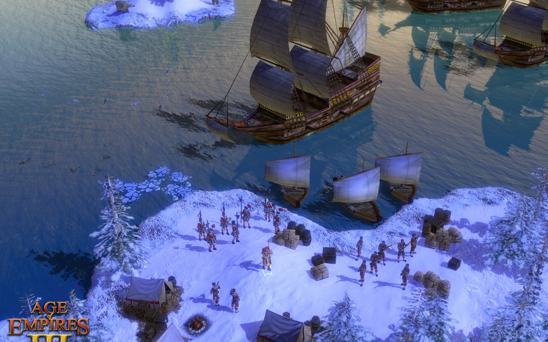 Free Wallpaper Age Of Empires 3 Wallpaper