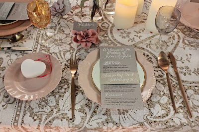 Vintage type wedding