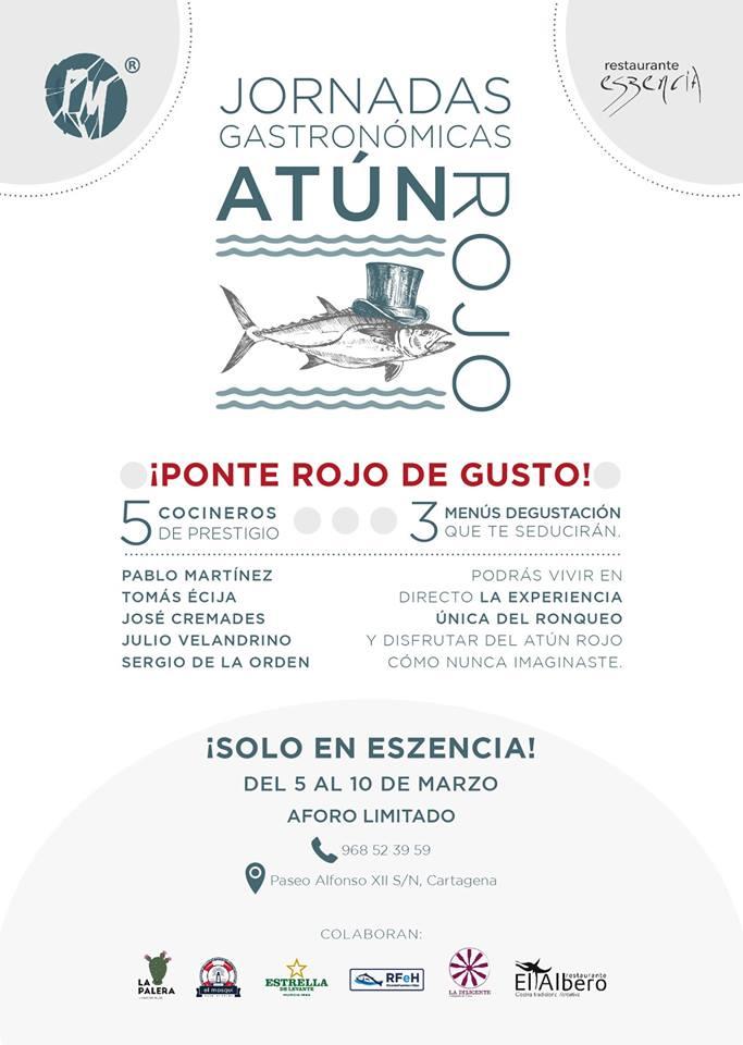 Jornadas Gastronómicas del Atún Rojo en Eszencia.