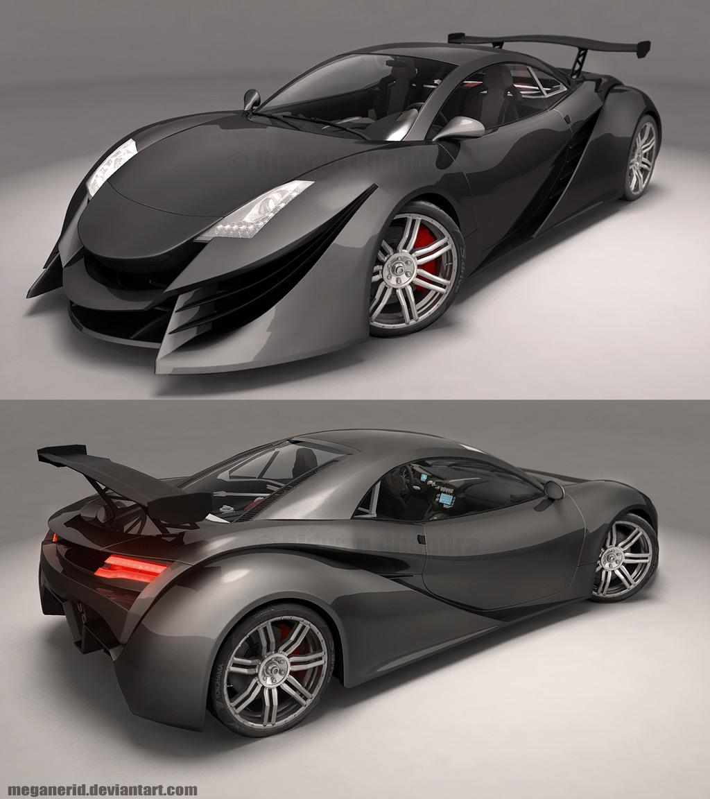 Future Cars: DSNG'S SCI FI MEGAVERSE: CONCEPT CARS