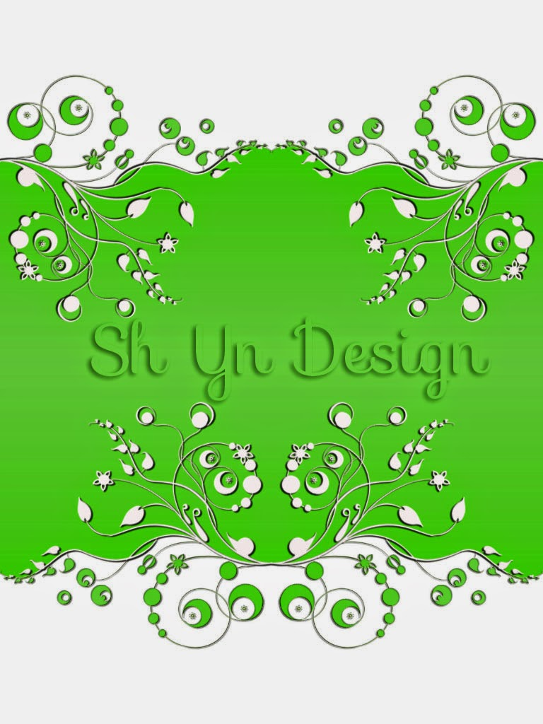 free green floral frame - photo #16