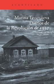 """Diarios de la Revolución de 1917"" - Marina Tsvietáieva"