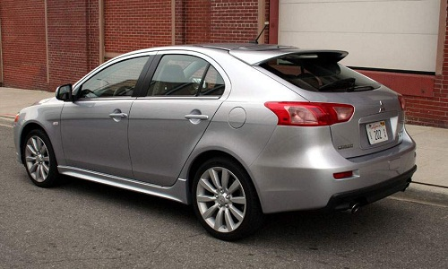 2013 Mitsubishi Lancer Sportback Prices Features Pictures