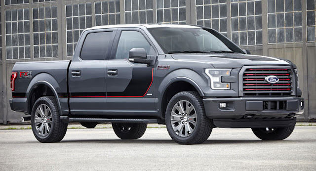 2016 Ford F-150 Special Edition Packages