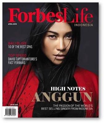 Anggun - Forbes Indonesia !