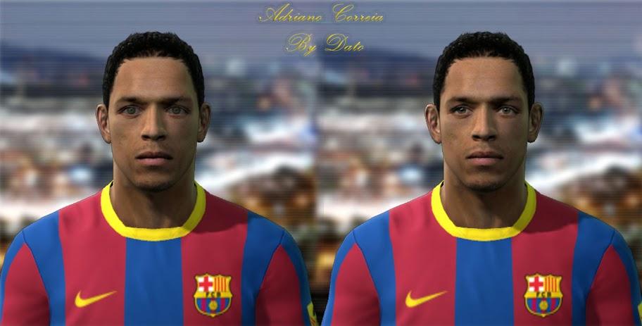 Adriano Correia Face by dato