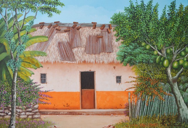 Im genes arte pinturas paisajes colombianos para pintar - Paisajes nevados para pintar ...