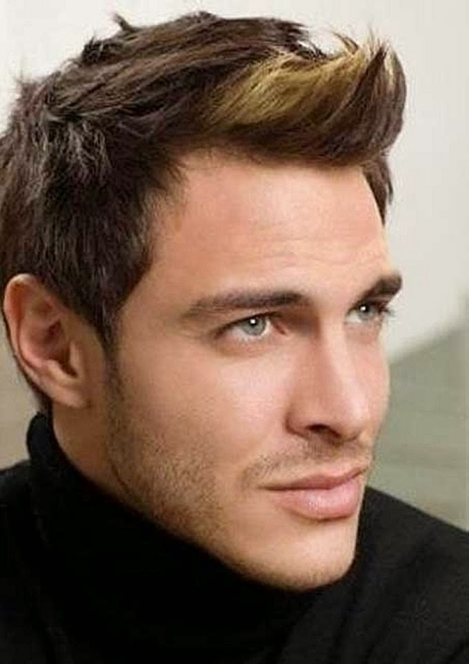 Trendy Men's Hairstyles 2014
