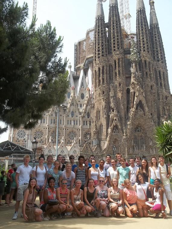 Valencia in Barcelona