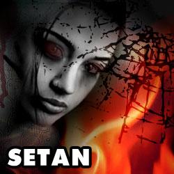 Sepuluh Pintu Setan Masuk Menyesatkan Manusia