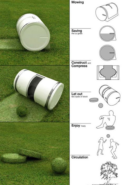 Innovative Lawn Mowers and Modern Lawn Mower Designs (12) 2