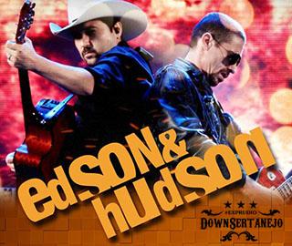 Edson e Hudson - 15 M�sicas Novas