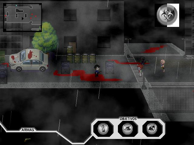 all nightmare long JUEGO COMPLETO survival horror de zombies 2