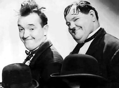 willis motas: Laurel and Hardy
