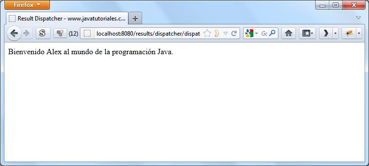 Struts2 Dispatcher result type - Struts2 tutorial jdbc