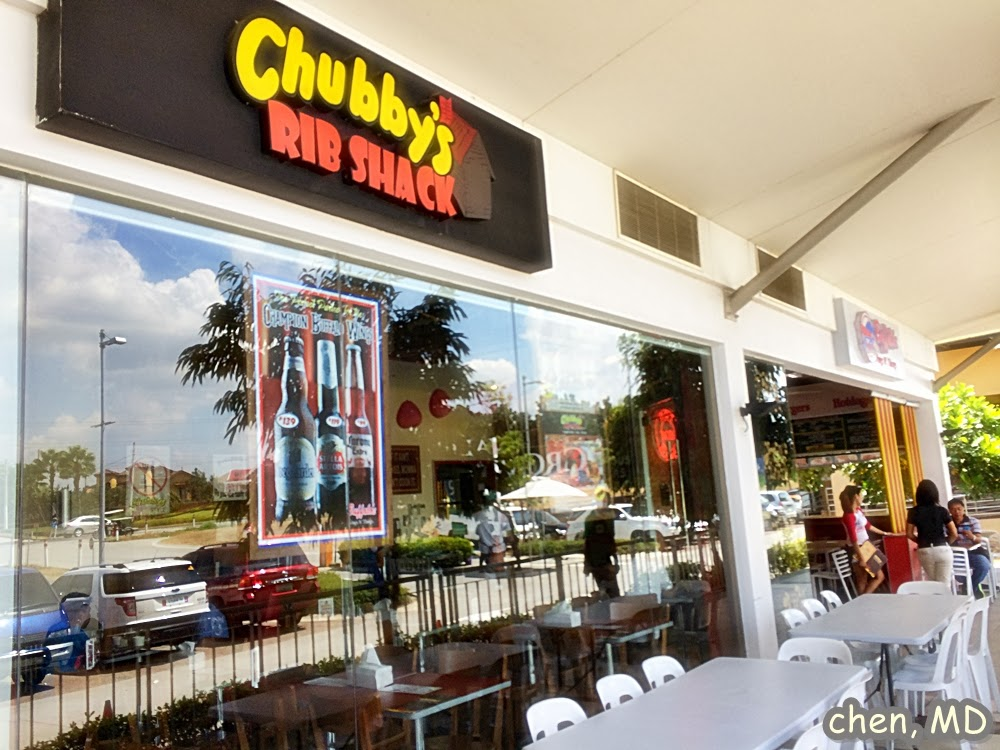 fly.in.style.daily: FOODPLACE: CHUBBY'S RIB SHACK Nuvali