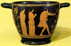 Odysseus Slays the Suitors
