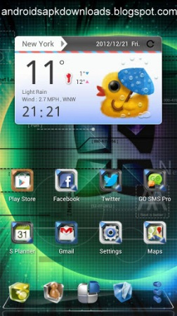 Samsung Galaxy Htc Sony Android Mobile Phones Apps Themes Live