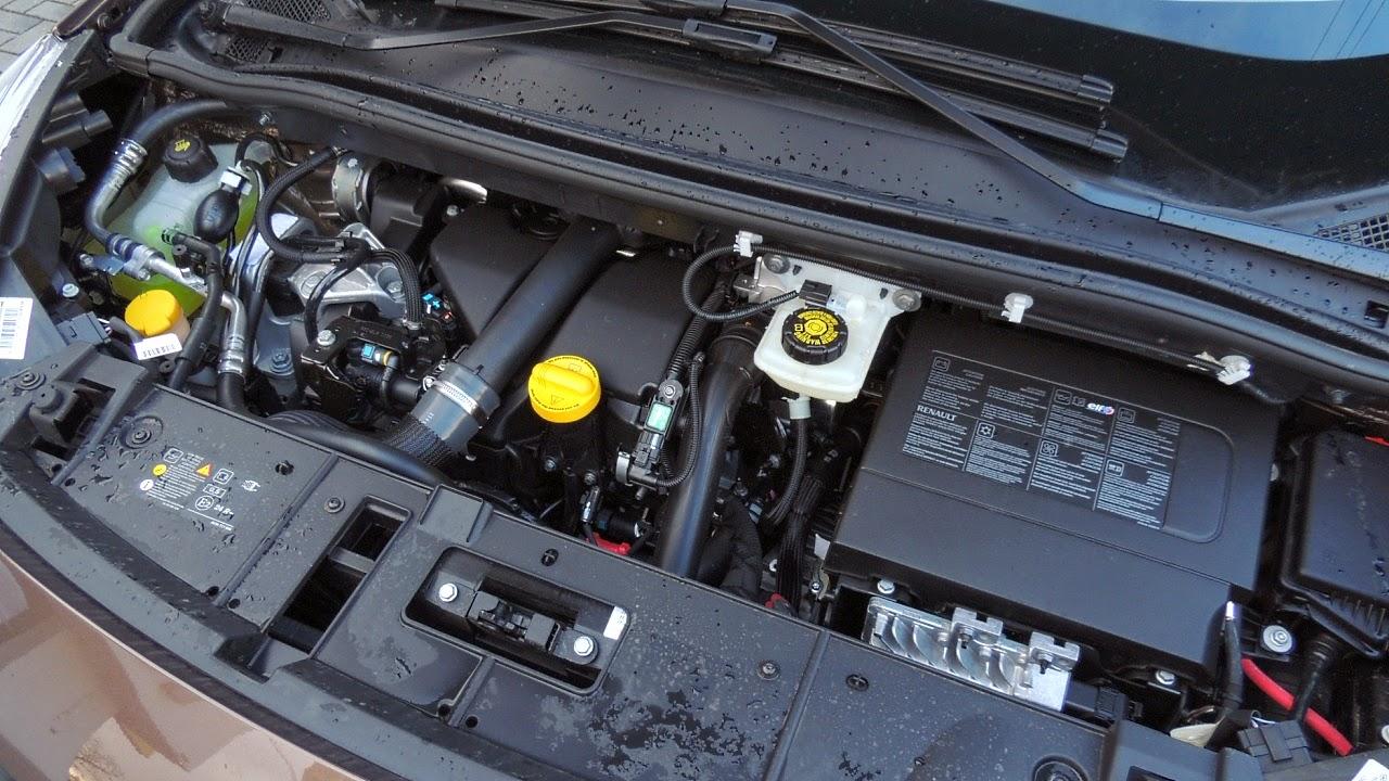Renault Scenic - silnik 1.5 dCi