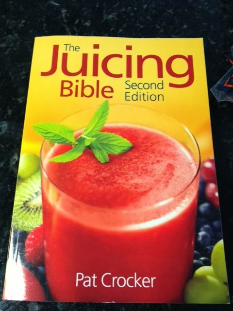 The Juicing Bible by Pat Crocker (2008, Paperback)