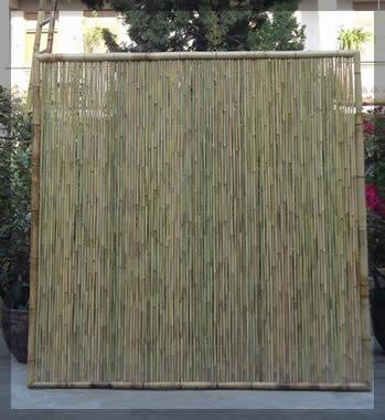 Bamboo Fence Panels4
