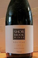 Shobbrook 2011 Nouveau Mataro bottle image
