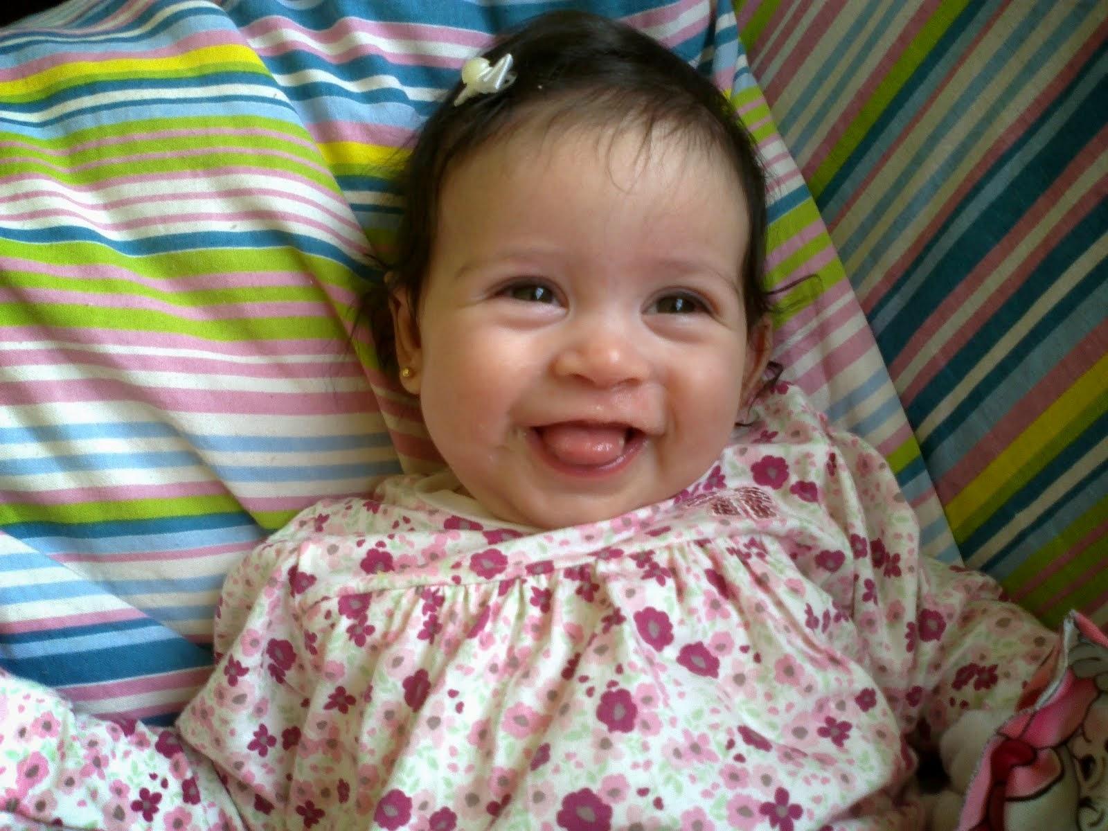 Minha filha Isabela