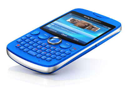 Sony Ericsson TXT Review