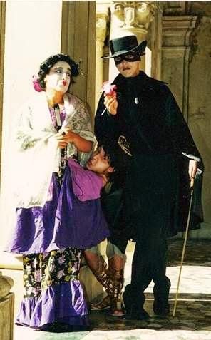Bangu Shopping apresenta a peça 'Zorro'