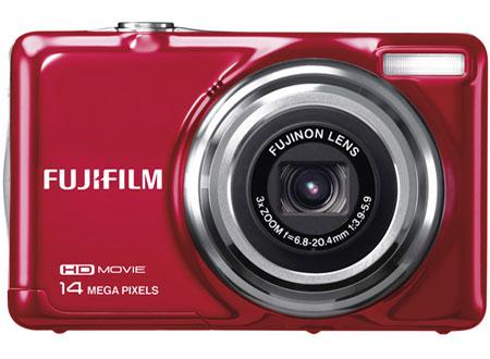 review Fujifilm FinePix JV500