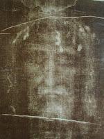 copia del Santo Sudario de Turin