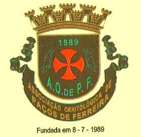 ASSOCIAÇÂO ORNITOLOGICA DE PAÇOS DE FERREIRA-(federado FONP)