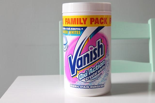 vanish stain remover