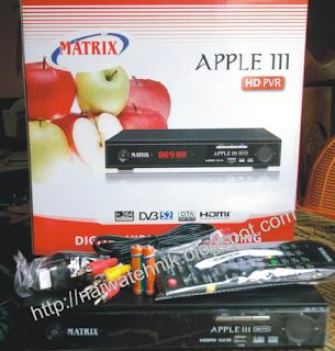 matrix apple III hd pvr