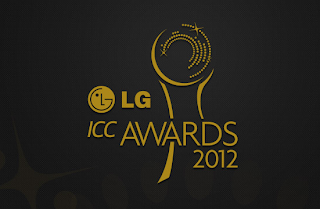 ICC Awards 2012