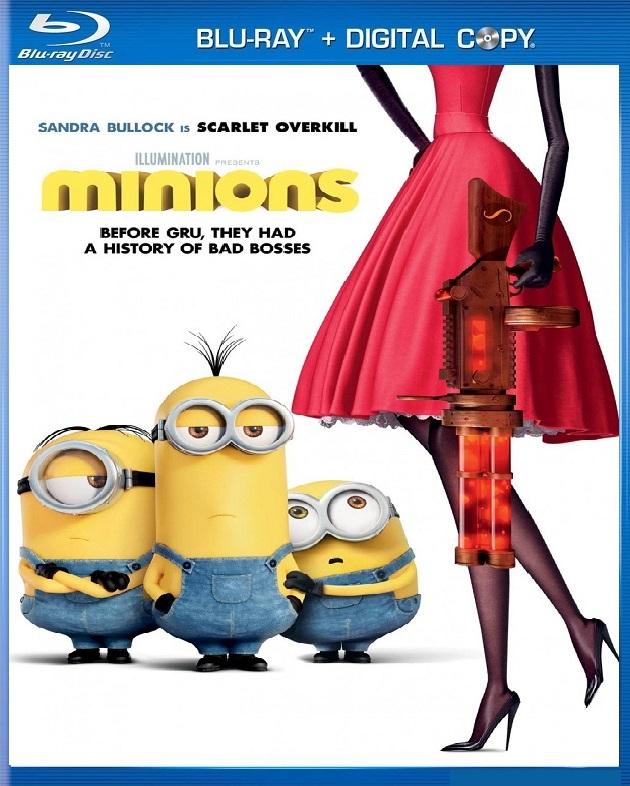 [Zoom เสียงไทยมาแล้ว] Minions (2015) มินเนี่ยน  [หนังซูม] [พากย์ไทยโรง]