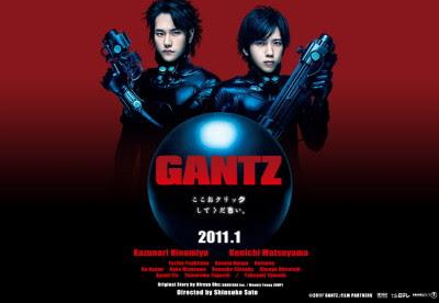 Gantz 2011 Hollywood Movie Watch Online