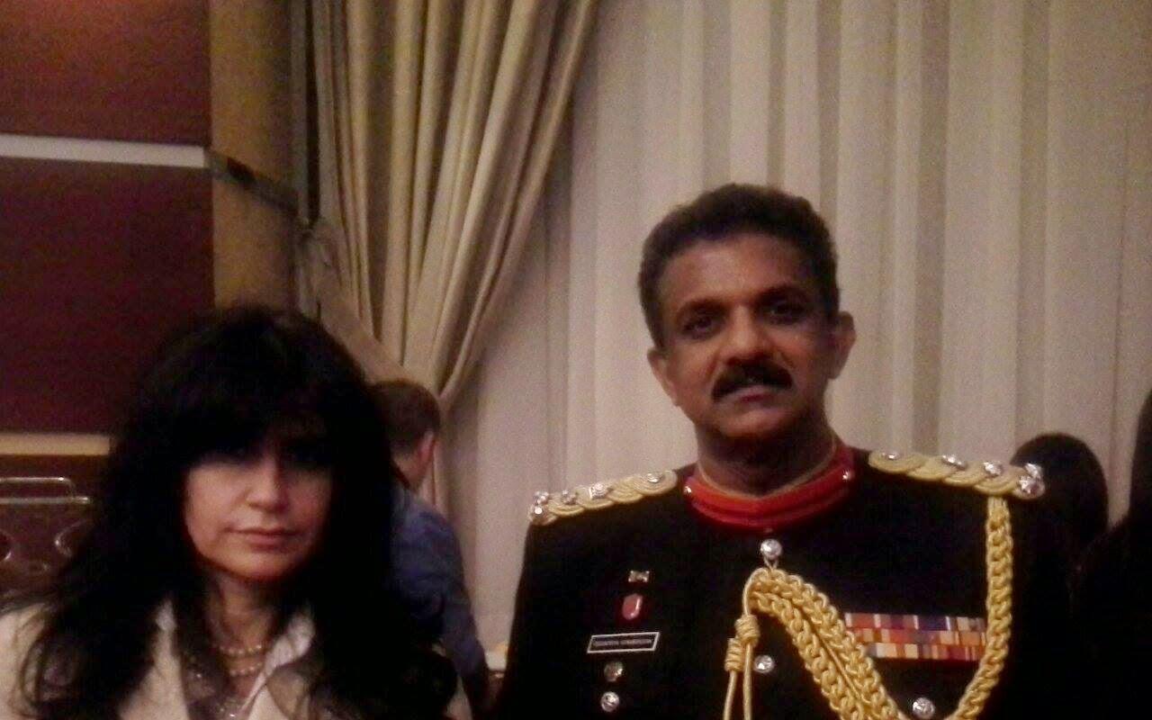 Sri Lanka Military Embassy- Cigdem Yorgancoglu