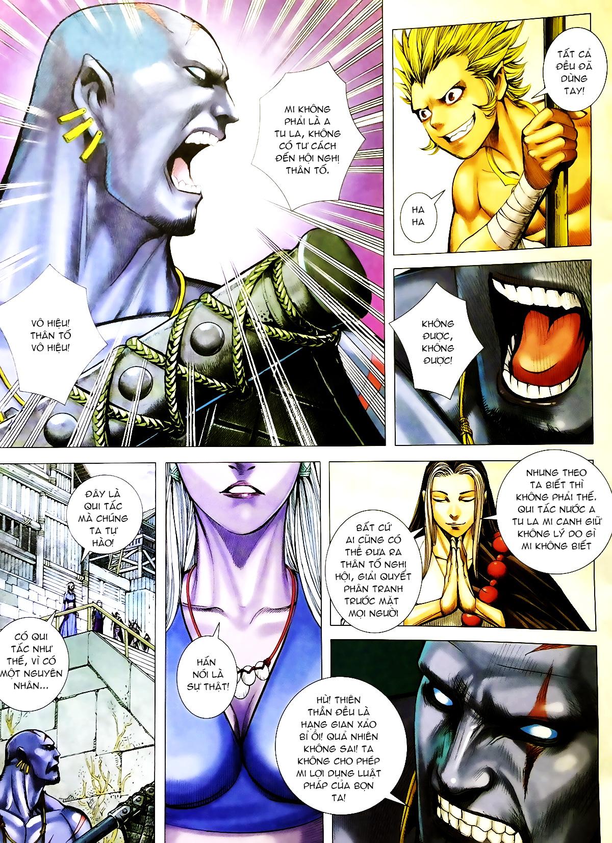Tây Du chap 60 page 8 - IZTruyenTranh.com