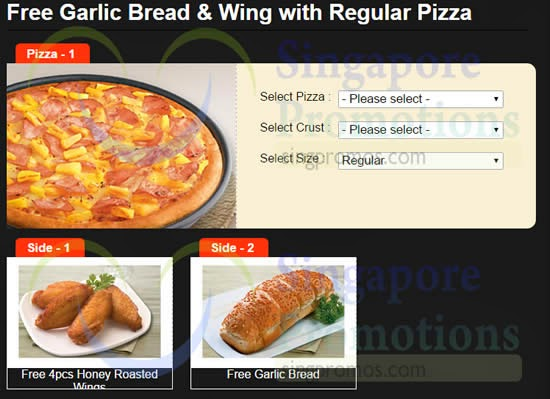 Pizza hut coupon codes free breadsticks
