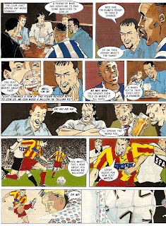 Roy of the Rovers 1995/96 Part 9