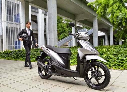New Suzuki Address 110