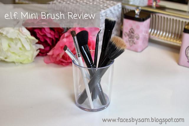 e.l.f. Makeup Brush Review