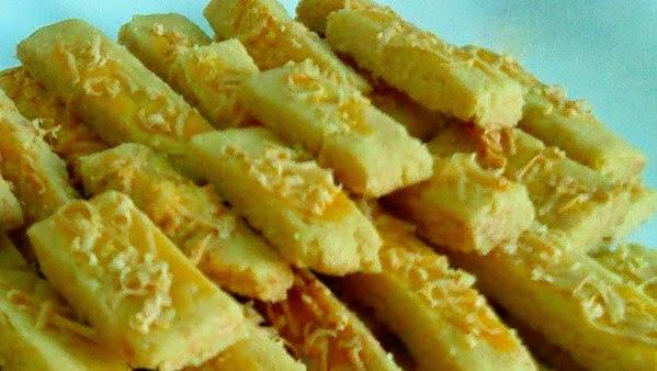Resep Kue Kastengel Keju Special Enak | Resep Masakan Lengkap