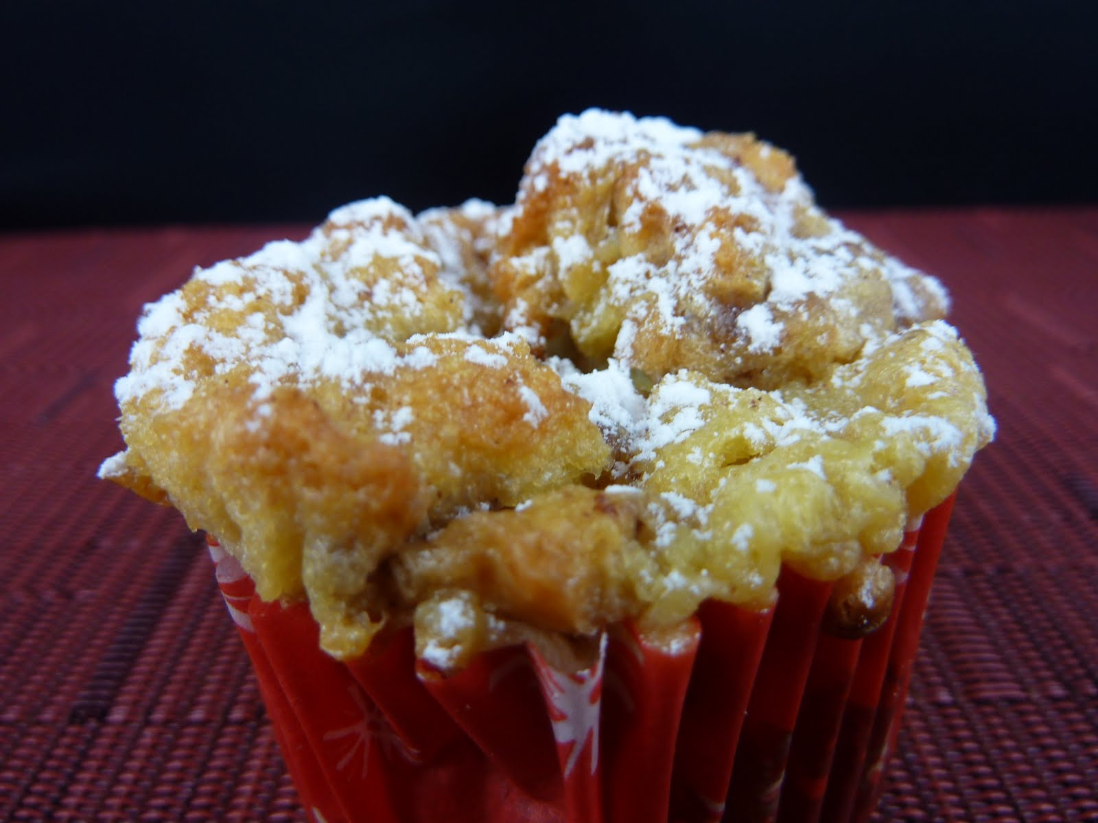 Bread Pudding Muffins Recipe — Dishmaps