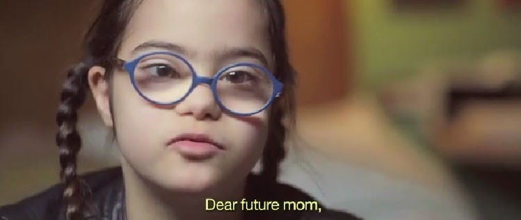 Coor Down: Dear Future Mom