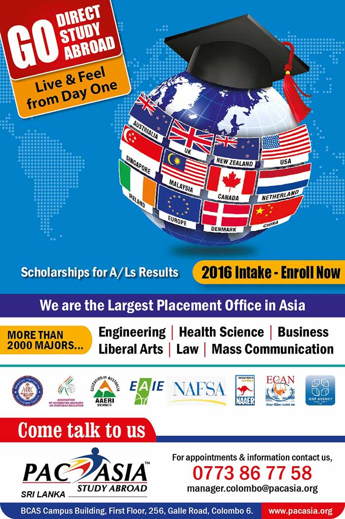 PAC Asia is one of the leading and pioneering companies of India, who have been a guiding source for aspirants of foreign education.