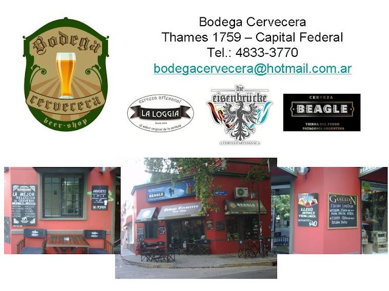 Bodega Cervecera Nuevo local - Felicitaciones!!!!!!!!