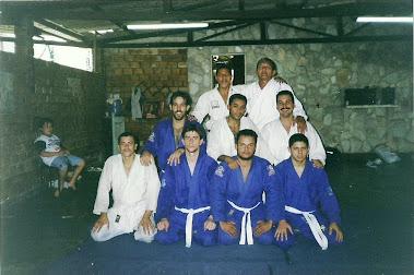 Primeira Equipe de Jiu-Jitsu de Escada
